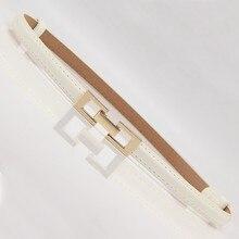 New Design Thin Adjustable Waistbands Belt