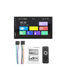 7inch HD Car Stereo Radio USB Link for Apple Multimedia Player with camera choice MP5 Bluetooth fm transmitter Autoradio