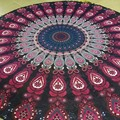 Large Chiffon Printed Indian Mandala Round Roundie Beach Towels Circle Beach Towel Round Yoga Mat
