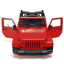 1/10 RC Afstandsbediening Truck Hard Body Shell Luifel Rubicon Topless Voor SCX10/D90(China)