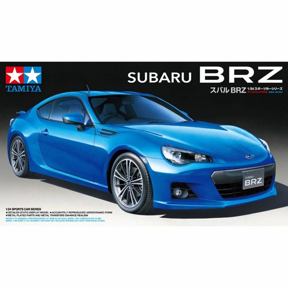 цена на OHS Tamiya 24324 1/24 BRZ Scale Assembly Car Model Building Kits G