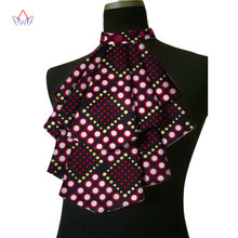 2018 African New False Collar and Bowknot Colorful Detachable Collars and Bows Women Clothes Accessories 20 colors BRW WYb252