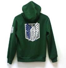 AOT Cosplay Coat Hoodie Sweatshirt