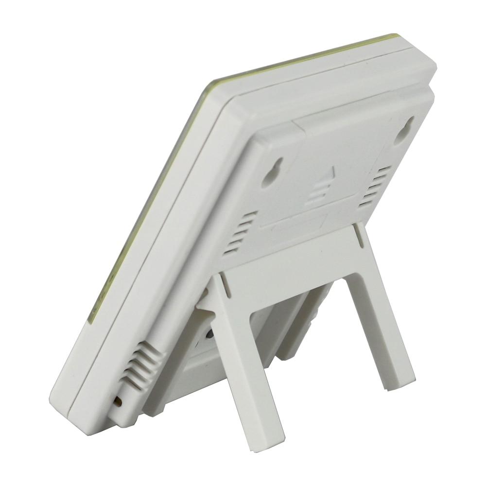 LCD Cyfrowy higrometr Termometr Wilgotność Miernik temperatury - Przyrządy pomiarowe - Zdjęcie 3