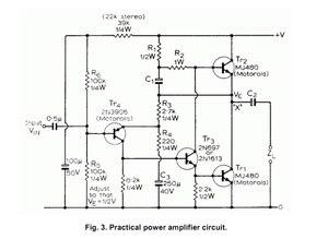 Image 4 - Simple Class A JLH 1969 Power Amplifier Kit Two channel ST2N3055 Amplifier Board DIY Kit