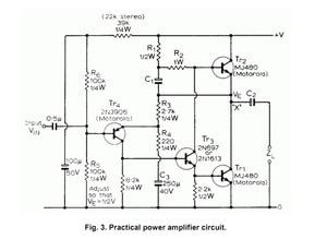 Image 4 - Simples classe a jlh 1969 kit amplificador de potência de dois canais st2n3055 placa amplificador kit diy