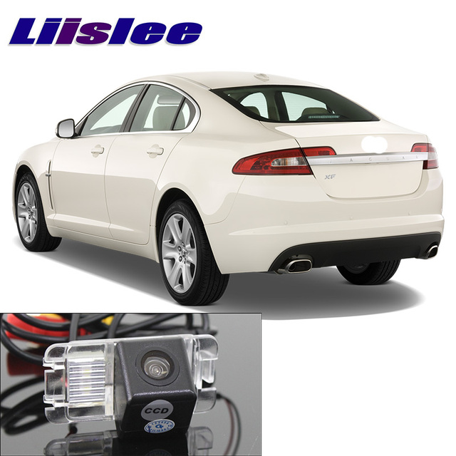 Liislee Car Camera For Jaguar XJ X351 High Quality Rear View Back Up Camera  For To