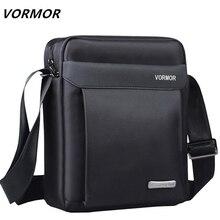 VORMOR Men bag 2019 fashion man shoulder bags High quality oxford casual messenger bag business male