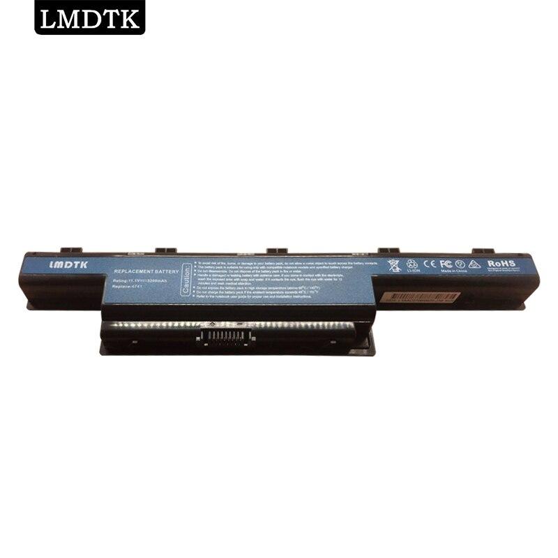 LMDTK New Laptop Battery For Acer Aspire 4252 4253 4253G 4551 4551G 4552 4552G 4733Z 5741 5742 5742G AS10D31 V3-531g V3-571g