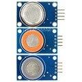 Газ Модуль Датчика Комплект MQ-2 ДЫМОВЫХ Газов Датчик MQ-3 Алкоголь Датчик MQ-7 Окись Углерода детектор для Arduino