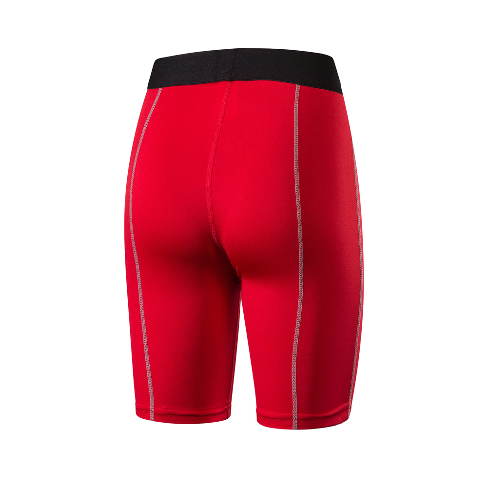 Newly Women Sports Shorts Tight Quick-dry Breathable Fiveth Pants for Workout BN99(China)