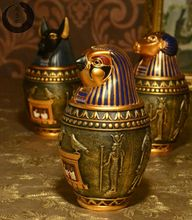 Egypt Ornaments Jewelry Town House Peake Home Furnishing Home Accessories Party Supplies Christmas Gift(China)
