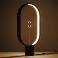 Dropship ICOCO Balance Night Light Smart LED Lamp USB Charge Indoor Home Decoration Bedroom Lights Creative Christmas Kids Gift