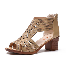 Fish Mouth Shoes Woman Platform Sandals Womens 2019 Summer Roman Wedges for Women Zapatos De Mujer