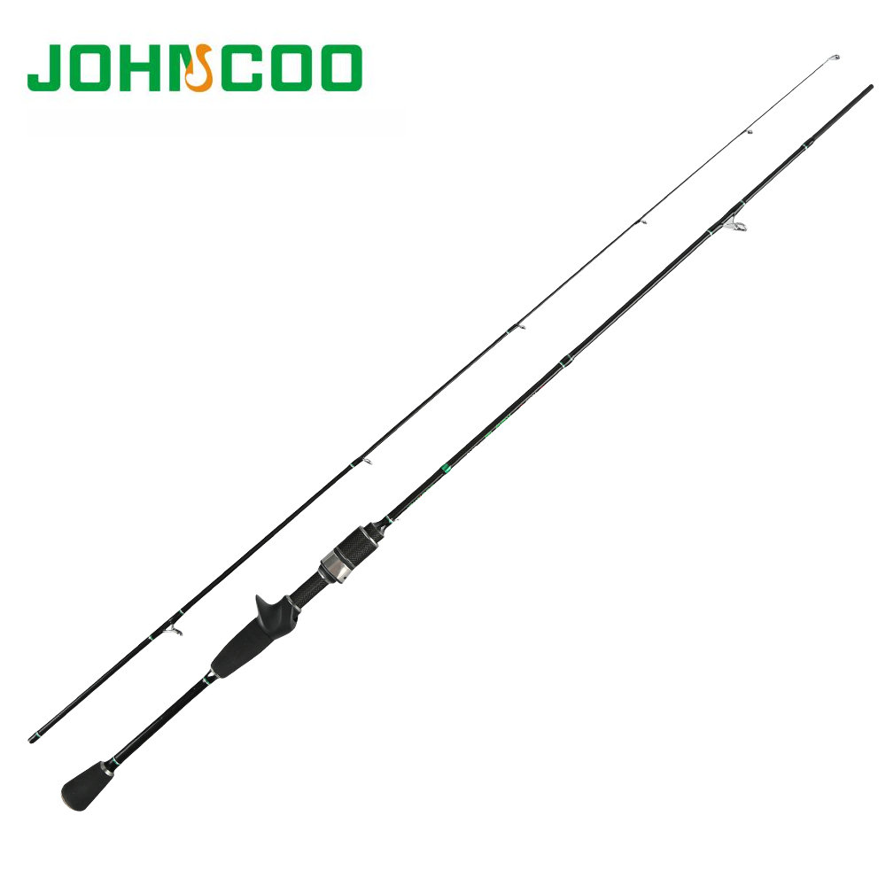 Johncoo new ul fishing rod 0 6 6g test fast action for Light action fishing rod