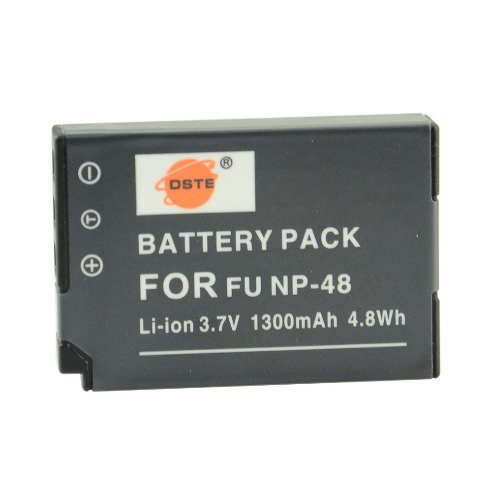 DSTE NP-48 Rechargeable Battery for Fuji FinePix  XQ1 CameraDSTE NP-48 Rechargeable Battery for Fuji FinePix  XQ1 Camera