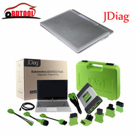 New Arrival Latest Jdiag Elite J2534 Device For Diagnostic And Reprogramming with Laptop with full software DHL free