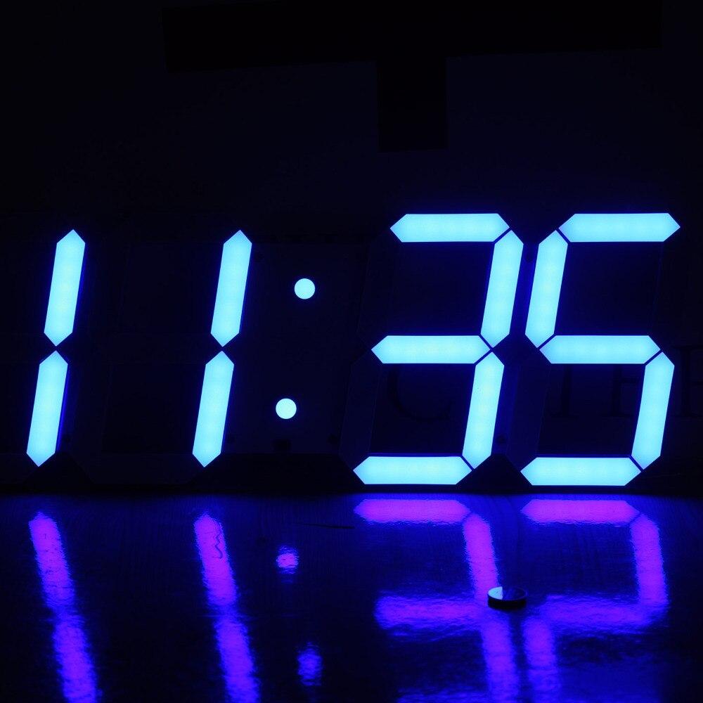 Popular Large Digital Wall Clock Led DateBuy Cheap Large Digital