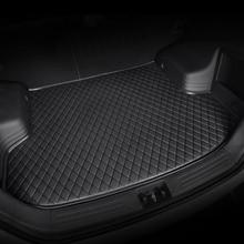 Kalaisike personalizado mat mala do carro para Toyota Todos Os Modelos c-hr desejo yaris rav4 corolla toyota land cruiser personalizado forro de carga