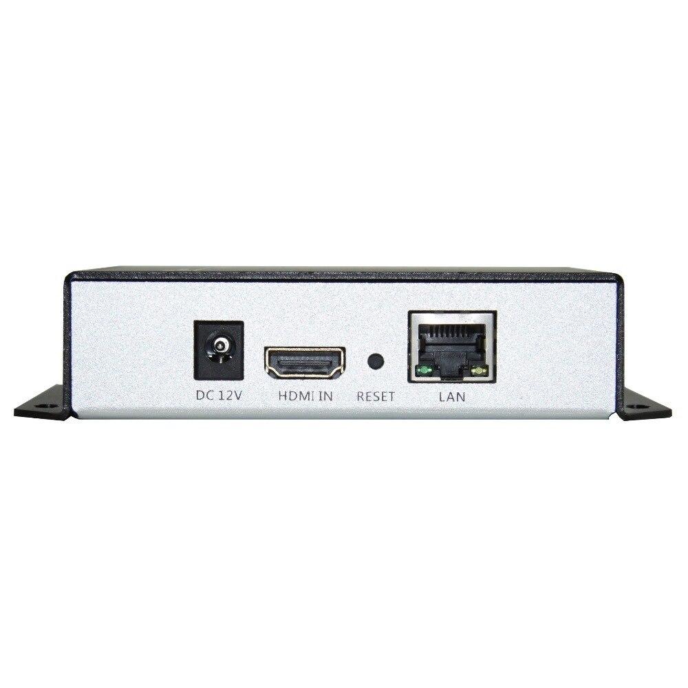 DHL Free Shipping MPEG-4 H.264 HD bežični wifi HDMI koder za IPTV, - Kućni audio i video - Foto 4