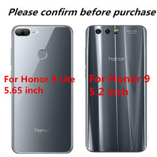 For Huawei Honor 9 Lite Case Luxury Soft Silicone Cover