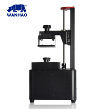 2017Wanhao dupicator 7 V1.4 DLP/SLA 3D printer,with 250ml resin for free,small size high quality model printing machine