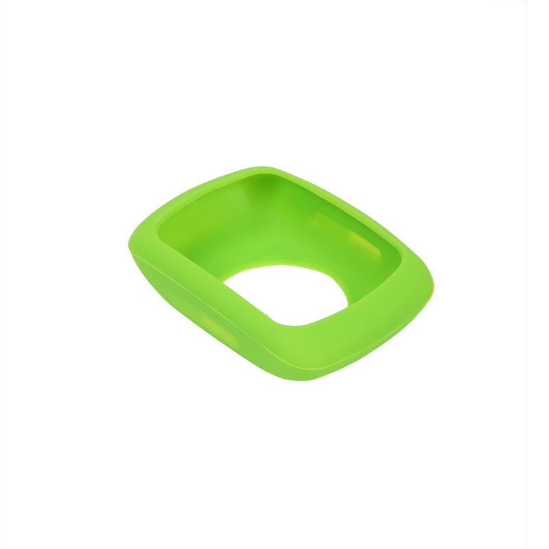 US $4 99  New Green Silicone Rubber Protect Cover Skin Case For Garmin Edge  200 Bike Cycling GPS Computer Accessories-in Smart Accessories from