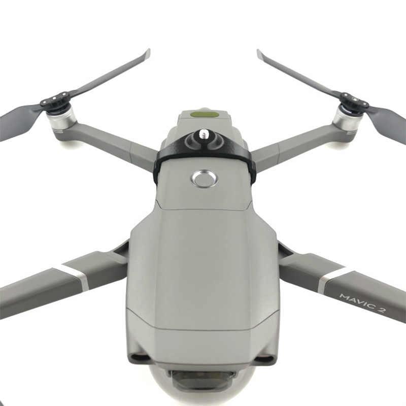 3D печатная Базовая пластина для DJI Mavic 2 Drone Body для Insta360 ONE X расширительный кронштейн для GoPro 7 для 360 панорамной камеры