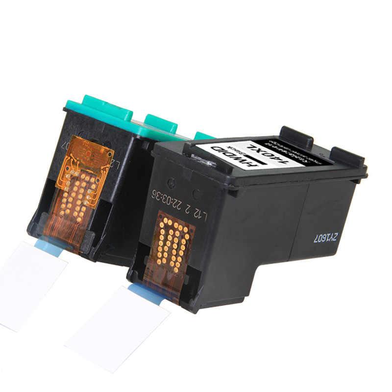 Hwdid 140 141XL Tabung Tinta Isi Ulang Pengganti HP/HP 140 141 HP/HP 140 HP/HP 141 untuk Officejet J5783 J6413 Deskjet D4263