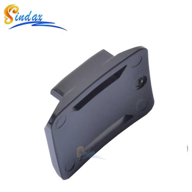 สำหรับ GoPro HERO 8 7 6 5 หมวกกันน็อกพื้นผิวโค้งและ 3M VHB สติกเกอร์สีดำสำหรับ Xiaomi Yi 4 K GoPro HERO 3 + 4 5 6 7 8 SJ4000