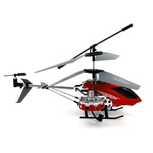2016 New 4ch Mini Metal 4 Channel Rc Remote Control Helicopter Led Light Gyro Rtf Toys