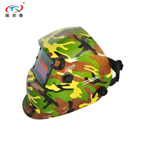 Auto Darkening Solar Funny Shine Arc TIG Large Viewing Best Price Auto Welding Helmet Face Mask TRQ HD61 2200DE