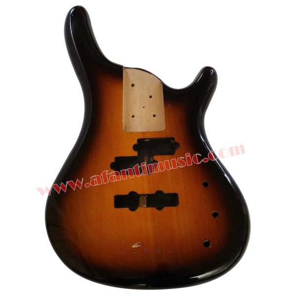 Afanti Music DIY Bass DIY Electric Bass guitar Body (ADK-160)Afanti Music DIY Bass DIY Electric Bass guitar Body (ADK-160)
