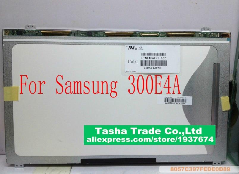 For Samsung 300E4A Display LCD Laptop Screen LTN140AT21 LTN140AT21 002 Original