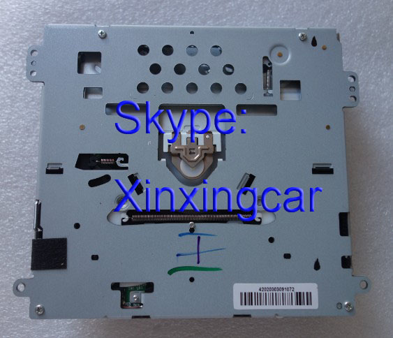 Brand new fujitsu ten single CD loader OPTIMA-726 opt-726 mechanism for Hyundai Kia car radio tuner
