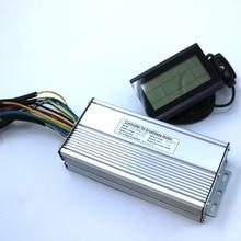 800W 1000W 35Amax 48V Brushless DC Motor Controller Ebike Controller + KT LCD3 di Visualizzazione di Un Set