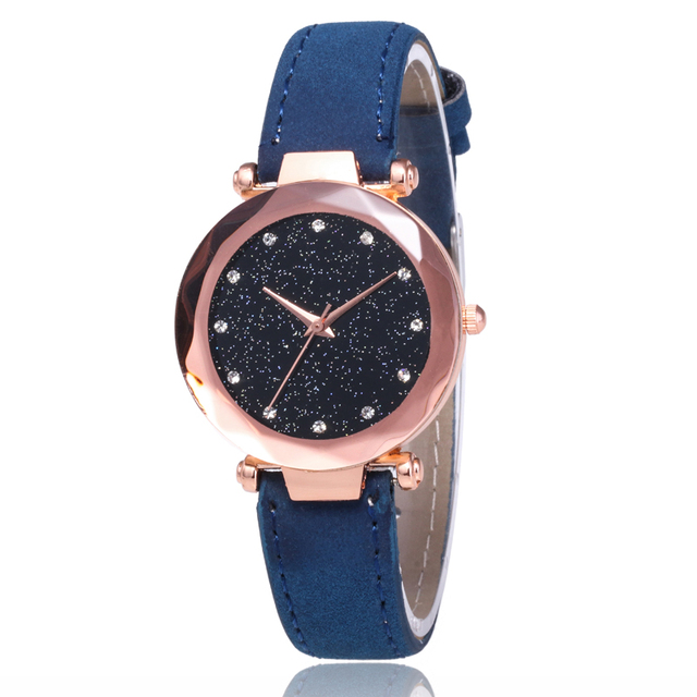 2018 New Brand Bracelet Watches Women Luxury Crystal Dress Wristwatches Clock Wo