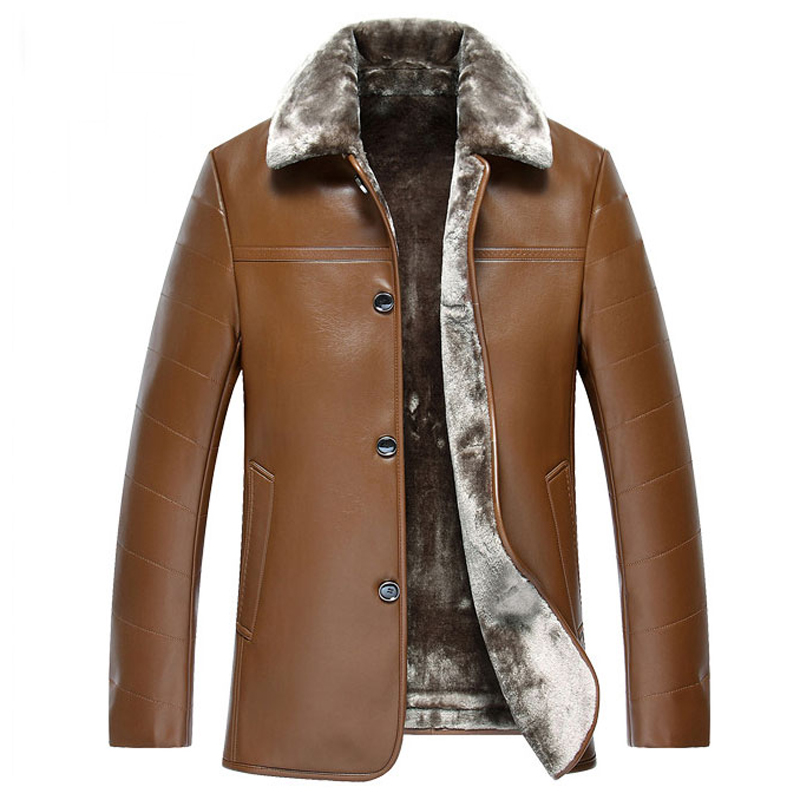 Online Get Cheap Men Leather Fur Coats -Aliexpress.com | Alibaba Group