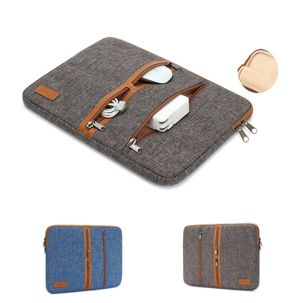 Cover Notebook Sacchetto grey Soft Manica Scuro Fodera Pollice 13 Del 3