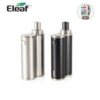 Original Eleaf IJust X Starter Kit 50W 7ml Tank Atomizer 3000mAh Internal Battery Electronic Cigarette On