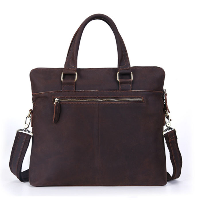 Brand Men's Handbags Vintage Genuine Leather Shoulder Bags High Quality Briefcase For Men Business Tote ipad New Crossbody Bags new fashion brand men handbags vintage brown leather briefcase business shoulder bags high quality leather laptop briefcase bag