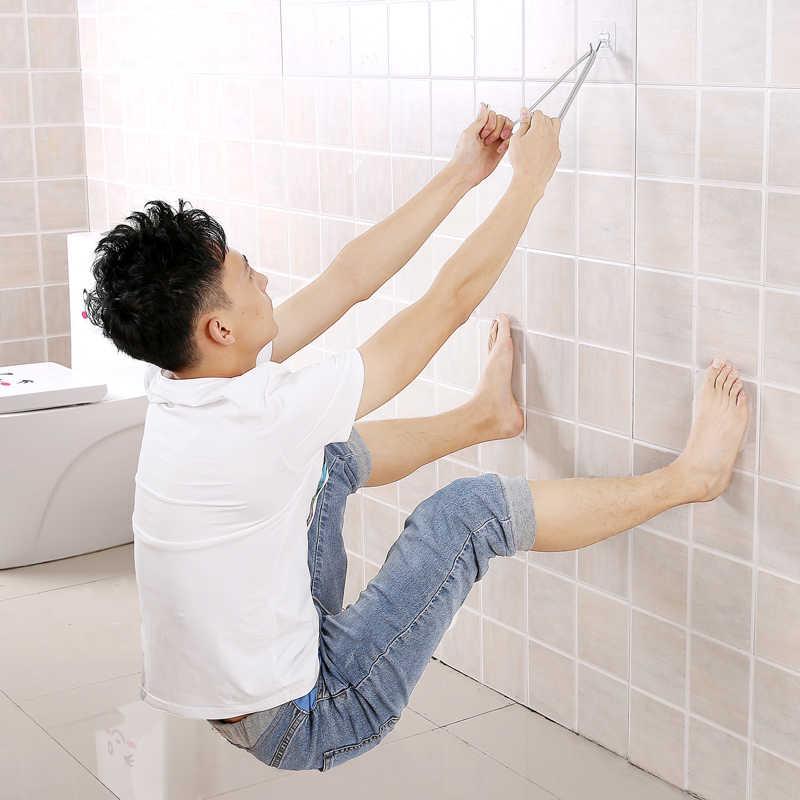 4 pcs Strong Transparente Ventosa Ventosa Ganchos De Parede Cabide Para Cozinha Casa de Banho de parede chave titular gancho De Armazenamento Cabides mutfak