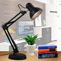 High Quality Fashion E27 LED Student Study Dormitory Work Office Bedroom Arm Folding Night Lights Table Lamp Book Desk Lamps