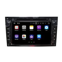 KLYDE 2 Din 7 Android 7.1 Car Multimedia Player For OPEL VECTRA ANTARA ZAFIRA Car Radio Car Stereo DVD Player Canbus Audio