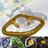 For Kawasaki Vulcan S VN 500 800 900 1500 1600 2000 Motorcycle Passenger Handgrips Hand Grip Tank Grab Bar Handles Armrest