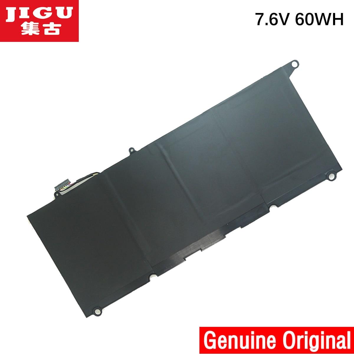 Здесь можно купить  JIGU 7.6V 60WH Original Tablet Battery PW23Y TP1GT RNP72 For Dell XPS 13 9360 D1505 D1505G D1605T  Компьютер & сеть