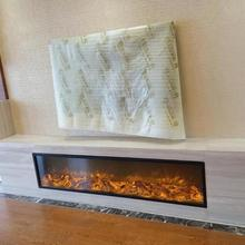 1200x150x400mm electric fireplace no heat