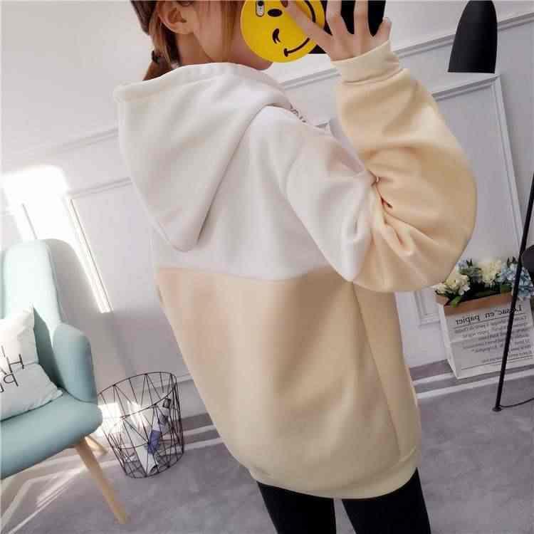 Kpop толстовки для женщин плюс Размер Feminino пуловер пальто Bangtan мальчиков более размер d толстовка женская уличная топы Прямая поставка