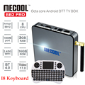 MECOOL BB2 PRO 2 GB/16 GB Android Tv Box Amlogic S912 Octa Core 4 K Bluetooth 4.0 Dual WiFi Reproductor Multimedia Inteligente 1000 M Android 6.0