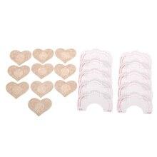 20Pcs/Lot Sexy Nipple Cover Cache Teton Breast Lift Pasties Covers Pad Stickers Bra Stick On sutiã adesivo